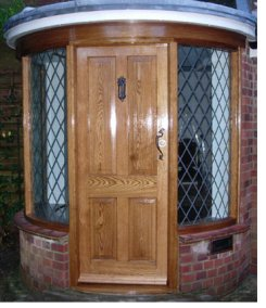Entrance Doors and House Security